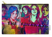 The Runaways - Up Close Carry-all Pouch
