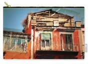 The Rustic Look In Naples Italy Carry-all Pouch