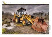 The Rusty Digger Carry-all Pouch