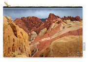 Valley Of Fire Nevada 1 Carry-all Pouch