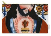 The Sacred Heart Carry-all Pouch