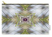 The Sacred Pine Mandala Yantra Carry-all Pouch