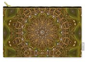 The Sacred Sunset In Golden Light Carry-all Pouch