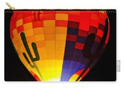 The Saguaro Balloon  Carry-all Pouch