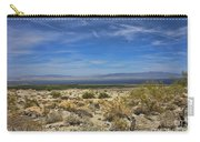 The Salton Sea Carry-all Pouch