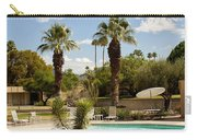 The Sandpiper Pool Palm Desert Carry-all Pouch