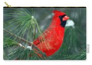 The Santa Bird Carry-all Pouch