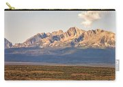 The Sawtooths' Carry-all Pouch by Robert Bales