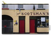 The Scottsmans Bar - Donegal Ireland Carry-all Pouch