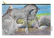 The Sea Horse Carry-all Pouch