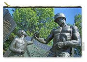 The Seabees At Arlington Carry-all Pouch