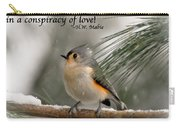 The Season Of Love  Carry-all Pouch