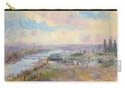 The Seine At Rouen Carry-all Pouch