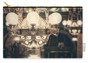 The Senate Chandeliers  Carry-all Pouch by Lisa Russo