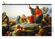 The Sermon On The Mount  Carry-all Pouch
