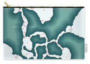 The Shadowed Keep White Dragon Lair Carry-all Pouch