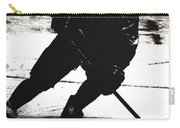 The Shadows Of Hockey Carry-all Pouch