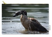 The Shake Off - Canadian Goose Carry-all Pouch