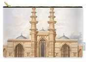 The Shaking Minarets Of Ahmedabad Carry-all Pouch