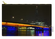 The Shard And London Bridge Carry-all Pouch