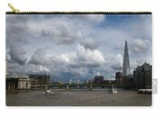 The Shard And The Thames At Southwark Carry-all Pouch