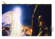 The Shepherds And The Angel Carry-all Pouch