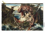The Shipwreck Of Agrippina Carry-all Pouch