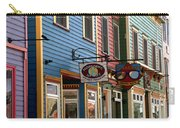 The Shops In Crested Butte Carry-all Pouch