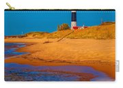 The Shore To Big Sable Carry-all Pouch