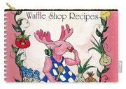 The Shrimp Moose And Other Waffle Shop Recipes Cookbook Calvary Church Memphis Tn Carry-all Pouch