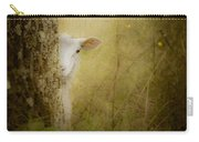 The Shy Lamb Carry-all Pouch