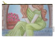 The Sibyl - Grecian Goddess Carry-all Pouch