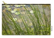 The Side Of The Lily Pond Carry-all Pouch