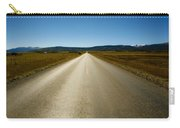 The Side Road Carry-all Pouch
