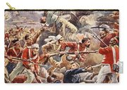 The Siege Of Delhi, 1857 Storming Carry-all Pouch