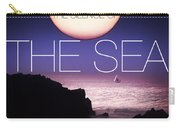 The Silence Of The Sea Carry-all Pouch