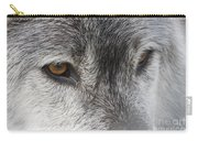 The Silver Gleam Carry-all Pouch
