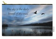 The Sky Carry-all Pouch by Lori Deiter