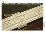 The Slide Rule Carry-all Pouch