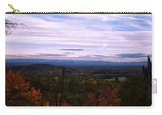 The Smokey Mountains From Hanging Rock State Park Carry-all Pouch