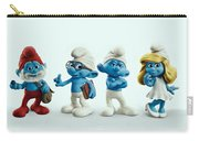 The Smurfs Movie Carry-all Pouch