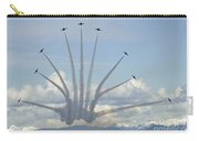 The Snowbirds In High Gear Carry-all Pouch