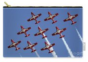 The Snowbirds Keeping It Tight Carry-all Pouch