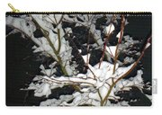 The Snowy Tree Carry-all Pouch