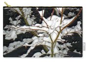The Snowy Tree II Carry-all Pouch