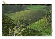 The Soft Hills Of Caizan Carry-all Pouch