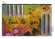 The Song Of My Own Belief Carry-all Pouch