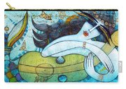 The Song Of The Mermaid Carry-all Pouch