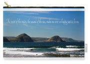 The Sound Of The Sea Carry-all Pouch