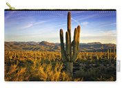 The Southwest Golden Hour  Carry-all Pouch